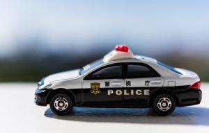 無免許運転・無車検で逮捕された!通報されたら?罰金とられる?